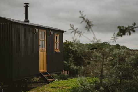 The Garden Shepherds Hut, Piercebridge N Yorkshire