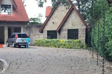 Pleasant house in garden setting - Nairobi - House