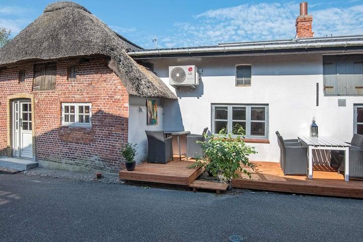 5 Personen Ferienhaus in Højer