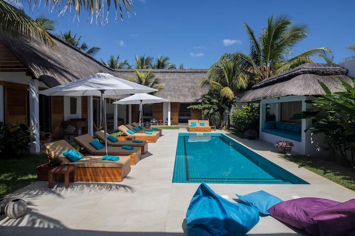Splendide Villa Mauricienne
