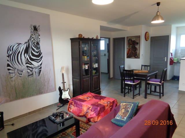 Chambres Méditerranéennes - Saint-Gilles - Lägenhet