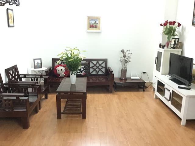 A modern and nice apartment in Hanoi, Vietnam - Long Biên - อพาร์ทเมนท์