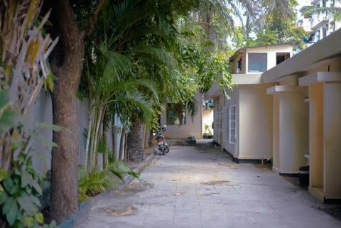 Lovely 1-bedroom rental unit in upanga Dar es salaam.