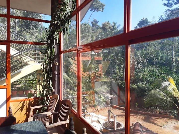 The Mountain Valley Retreat|Coffee field Homestay