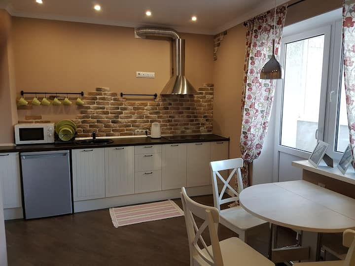 Посуточная аренда квартиры