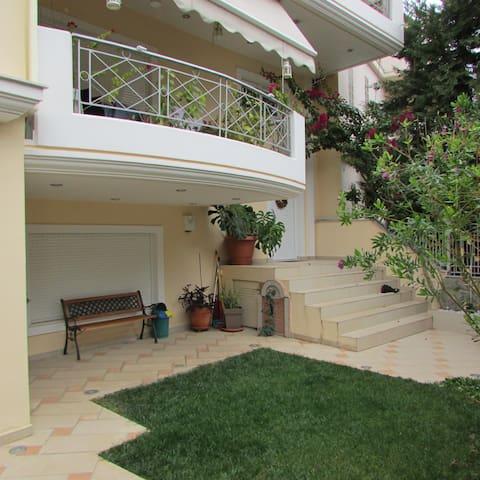 Διαμέρισμα Γέρακας - Gerakas - Apartemen