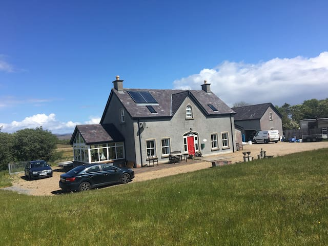3 house  on fermanagh Donegal  border Ballyshannon