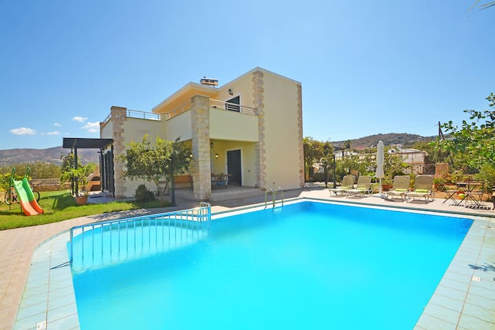 Beautiful,Private Pool,Close to Beach & Taverns 1 - Kaliviani - Villa