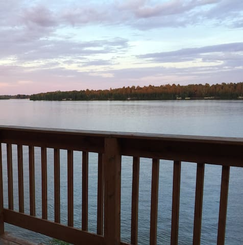 Lakefront haven on Whitefish Chain - Crosslake - House