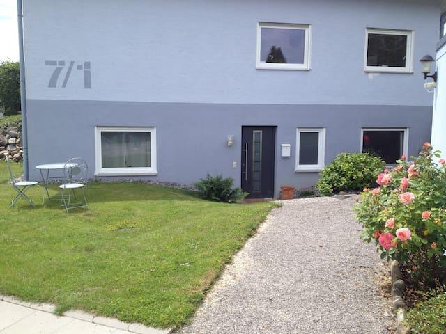 Schöne Wohnung In idyllischer Lage - Rottweil - Apartemen
