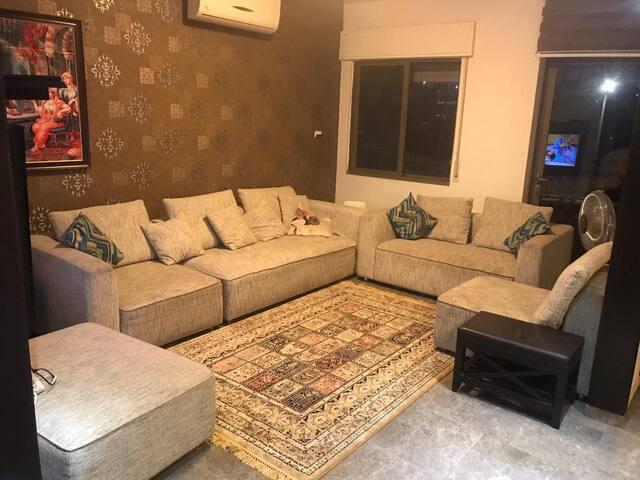 Cosy Apartment in Abdoun