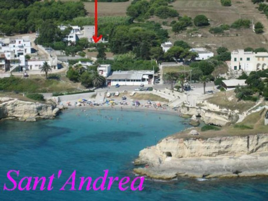 Panoramica di Sant'Andrea