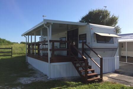 Woody's RV Resort Unit #8 - Sebring