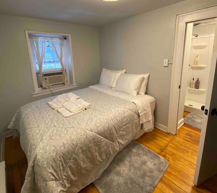 SMALL, Clean, Simple, Cheap 2nd Floor Studio Apt.