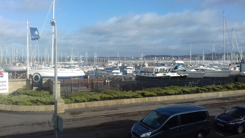 Marina View, Troon