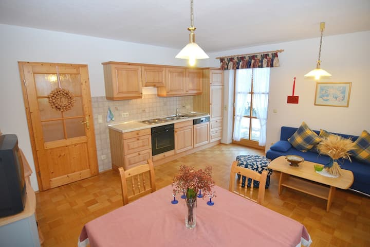 Spacious Apartment in Schönsee with Sauna