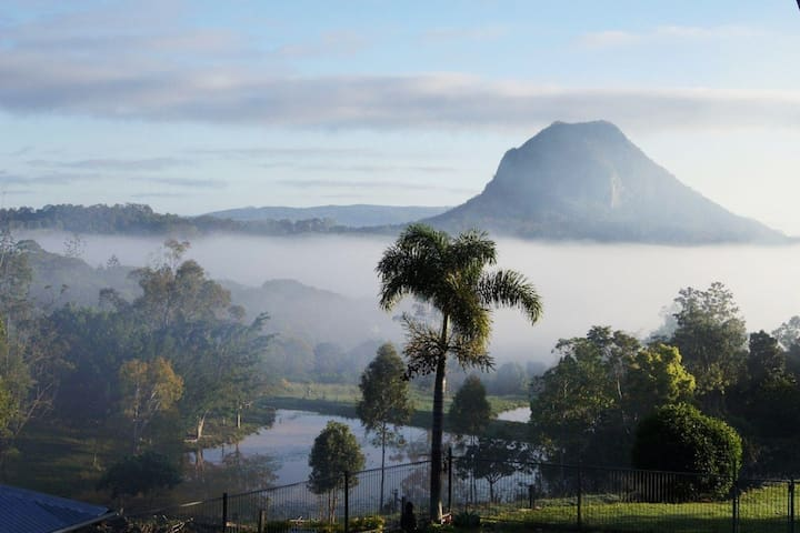 'WOW' view close to Noosa and hinterland towns
