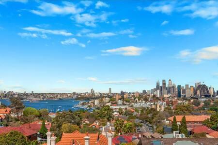 Neutral Bay apartment - Sydney Harbour views - Neutral Bay