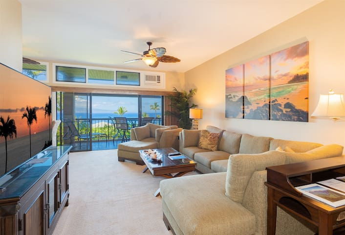 Kapalua Ridge 2914. Enjoy stunning island and ocean views, plus the finest in island style luxury living