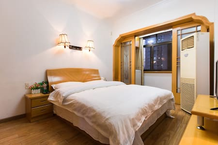 妇保旁,西湖边,精装电梯两房 - Hangzhou - Apartemen