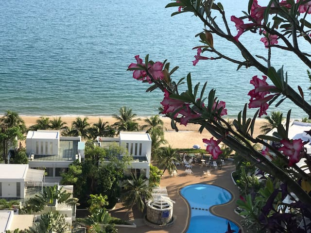 Crystal Beach Rayong - 2 Bed Rooms - Klaeng District - Appartement en résidence