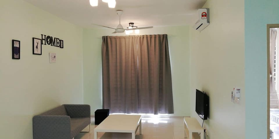 Akasia Residence@Bandar Sungai Long