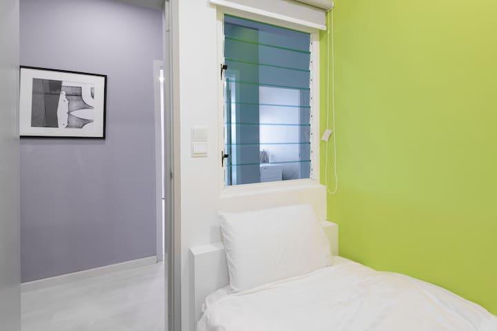 Single Bedroom View 1