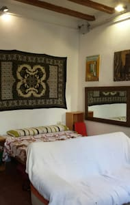 Double room with terrace - Barcelona - Bed & Breakfast