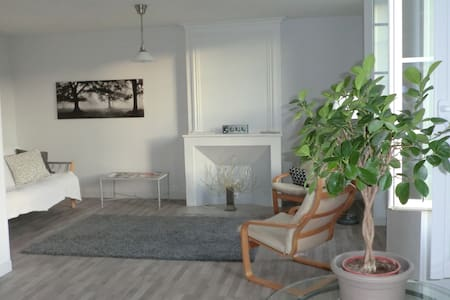 Light and airy apartment with charm - Barbezieux-Saint-Hilaire