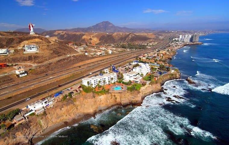 Rosarito Beach Surf Loft Panoramic View