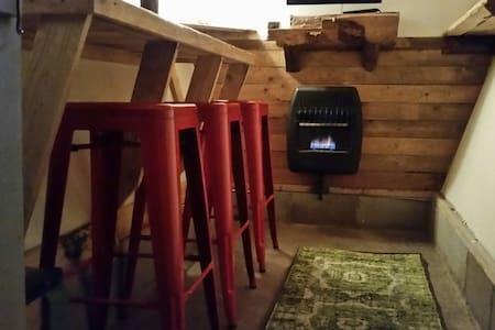 The Corn Crib Tiny Cabin