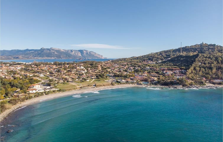Holiday apartment with 1 bedroom on 35m² in Arbatax