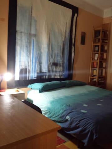 Single room, Sant'Orsola H, Bo Fiere, near center - Bologna - House