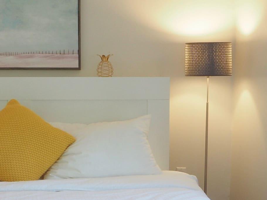 Jupiter Room - Stylish and Comfortable