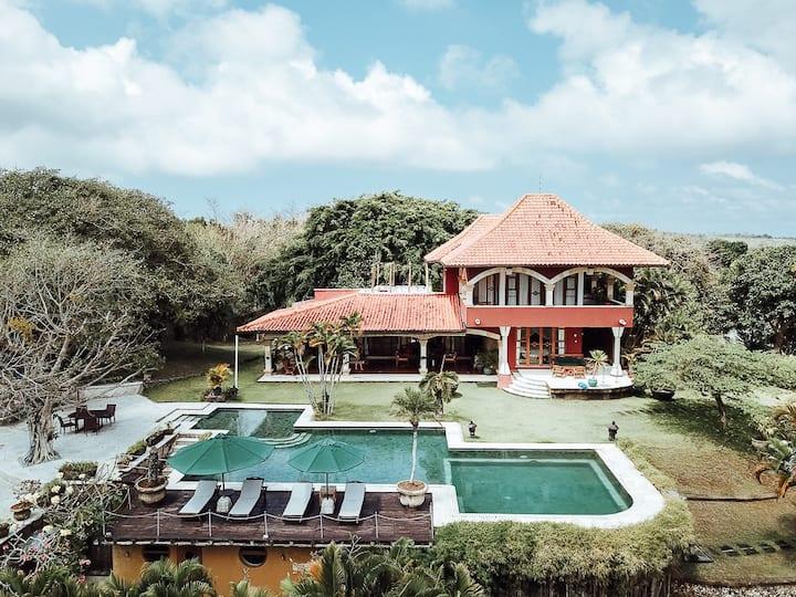 3BR Ocean View Villa Uluwatu