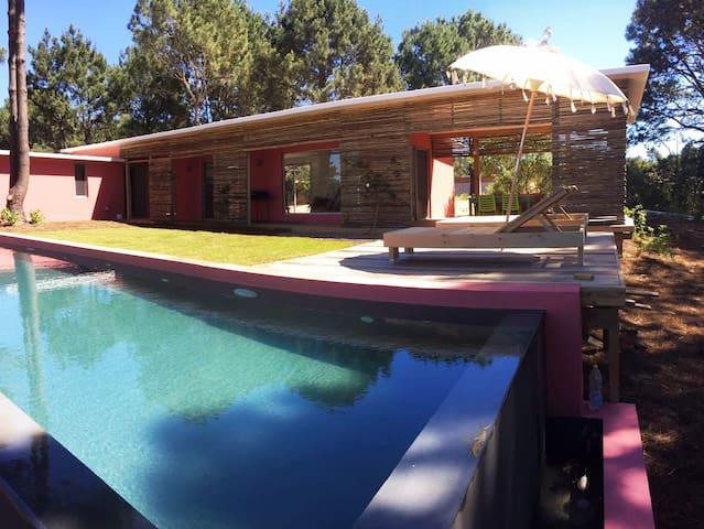 La casa perfecta para veranear en Chihuahua Uy
