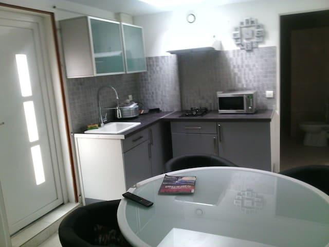 Studio à 5' CONGREXPO, CHU, CAMPUS - Dijon - Huis