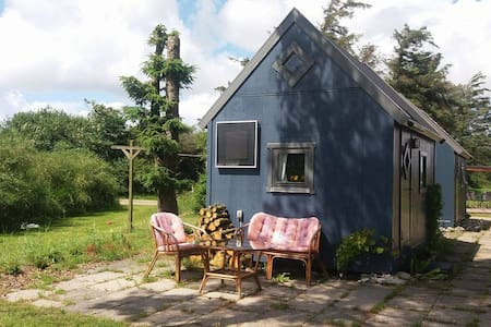 Cosy cottage close to Nissum Fjord - Vemb - Cabana
