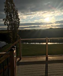 Cinnamon Cove - a peaceful retreat in Huron County