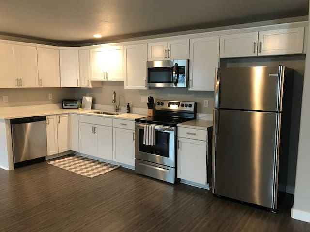 Spotless, Brand New Bluffdale Apartment