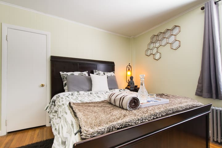Comfortable modern space - Providence - Casa