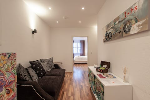 2-bedroom apartment close to city center