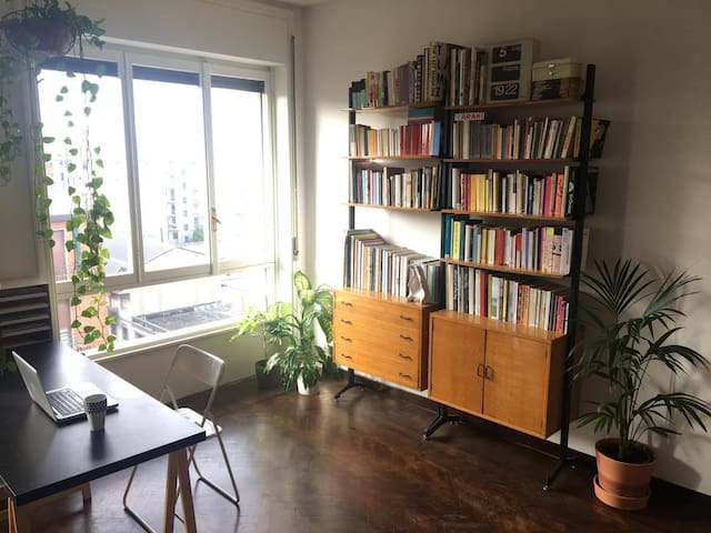 Double Room + breakfast in Milan - Milán - Departamento