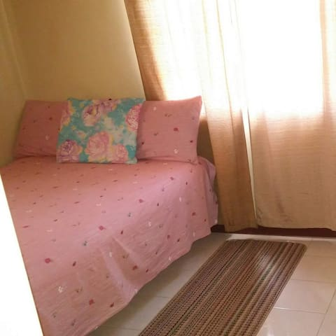 Fully furnished 2 bedrooms in secured gated loc