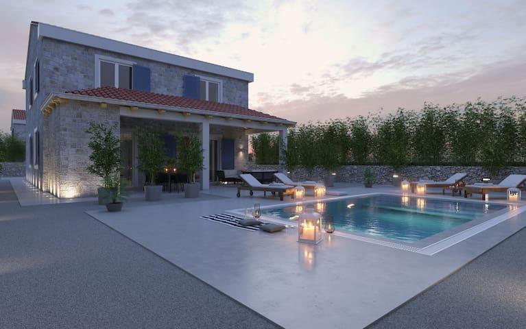 Villa Fulia, Croatia Luxury Rent