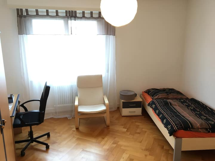 Home stay for your relocation in Lausanne