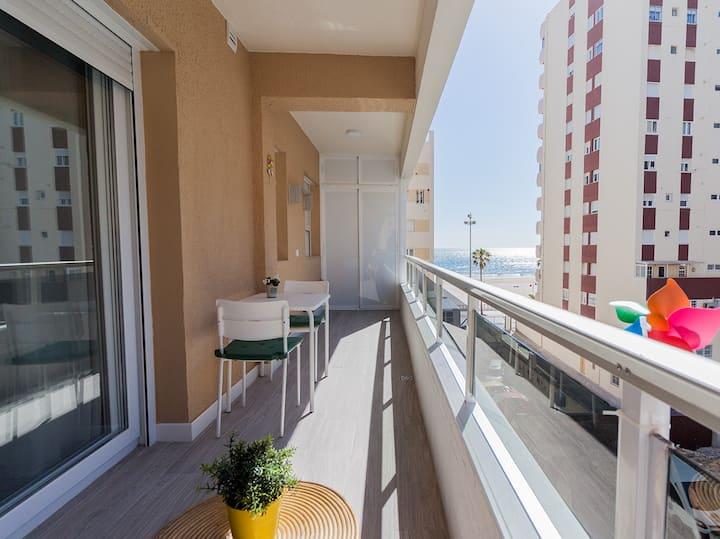 Victoria - Apartamento Playa   4 personas