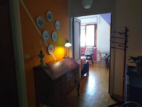 Appartamento autonomo a due passi da Pietrasanta.