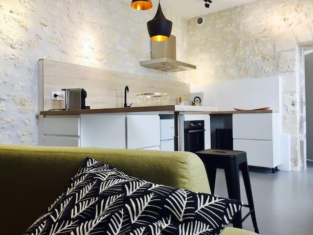 Duplex'2 - Angoulême - Leilighet