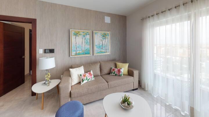 Soha suites ll, apartamento C 12